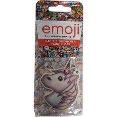 Emoji Unicorn Air Freshener - Fairy Floss, , scaau_hi-res