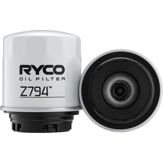 Ryco Oil Filter - Z794, , scaau_hi-res