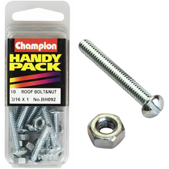 Champion Roofing Bolts - BH092, , scaau_hi-res