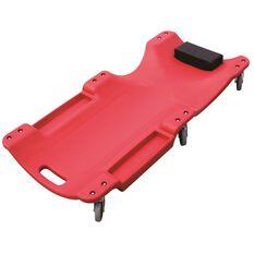 SCA Plastic Garage Creeper - Red, , scaau_hi-res