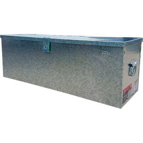 SCA Galvanised Tool Box 165 Litre, , scaau_hi-res