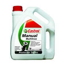 Multitrax Transaxle & Manual Transmission Fluid - 4 Litre, , scaau_hi-res