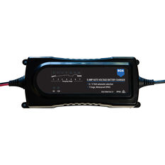 SCA Battery Charger - 7 Stage, 6 / 12V, 6 Amp, IP65 Waterproof, , scaau_hi-res