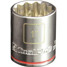 "ToolPRO Single Socket - 1/2"" Drive, 1"", , scaau_hi-res"