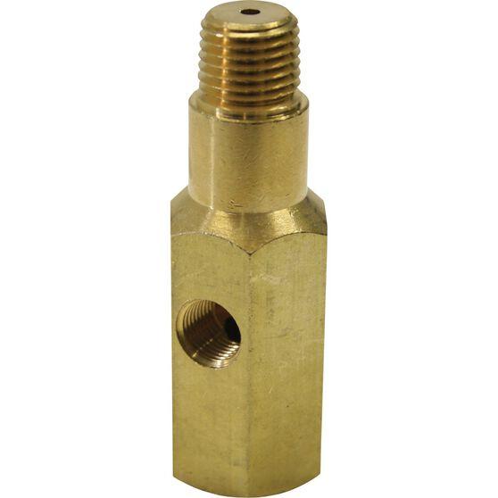 SAAS Gauge Adaptor - Brass, CAL230032, , scaau_hi-res