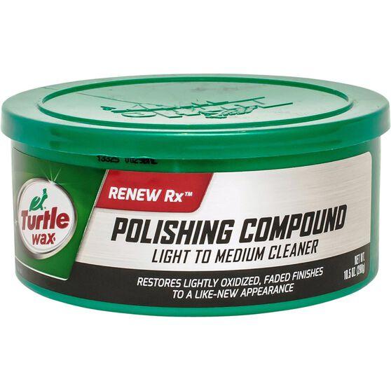 Turtle Wax Rubbing Compound - 298g, , scaau_hi-res
