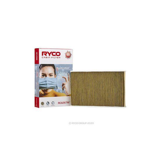 Ryco Cabin Air Filter N99 MicroShield RCA267M, , scaau_hi-res