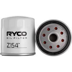 Ryco Oil Filter - Z154, , scaau_hi-res