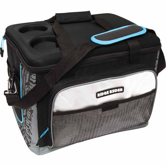 Ridge Ryder Soft Cooler with Hard Top 48 Can Capacity, , scaau_hi-res