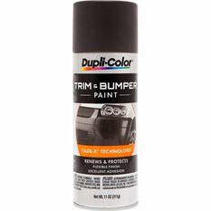Dupli-Color Bumper Coating Aerosol Paint - Dark Charcoal, 311g, , scaau_hi-res