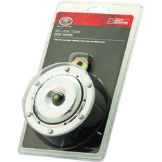 12V Disc Horn - Low Tone, , scaau_hi-res