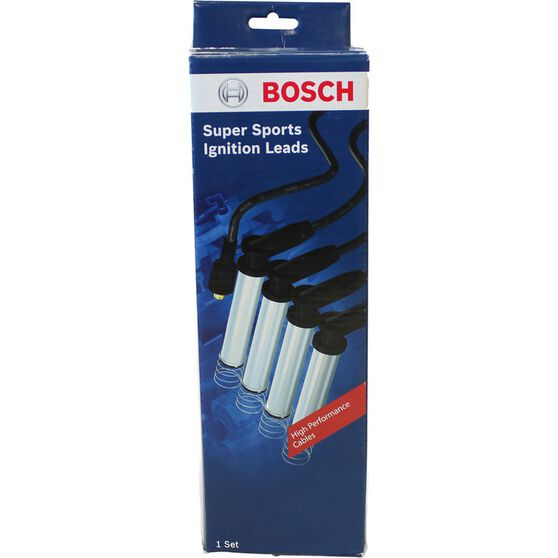 Bosch Super Sports Ignition Lead Kit - B8098I, , scaau_hi-res
