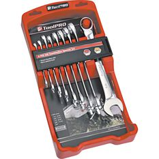 Combination Spanner Set - Imperial, 9 Piece, , scaau_hi-res