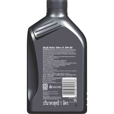 Shell Helix Ultra X Engine Oil - 5W-30 1 Litre, , scaau_hi-res
