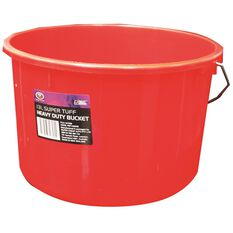 SCA Super Tuff Heavy Duty Bucket - 13 Litre, , scaau_hi-res