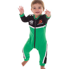 Supercars Babies Coverall - Green, , scaau_hi-res