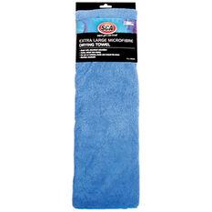 SCA Microfibre Drying Towel - X-Large - 640 x 970mm, , scaau_hi-res