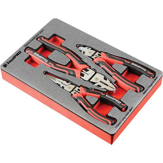 ToolPRO EVA Plier Set 3 Piece, , scaau_hi-res