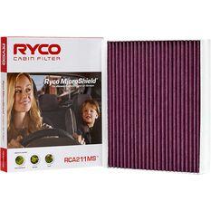 Ryco Cabin Air Filter Microshield RCA211MS, , scaau_hi-res