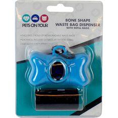 Pets on Tour Waste Bag Holder, , scaau_hi-res