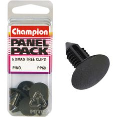 Champion Xmas Tree Clips - PP60, Panel Pack, , scaau_hi-res