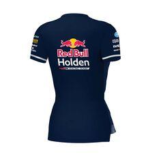 RedBull Holden Racing Team Women's 2020 T-Shirt, Navy, scaau_hi-res