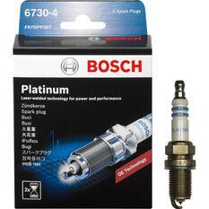 Bosch Platinum Spark Plug 6730-4 4 Pack, , scaau_hi-res