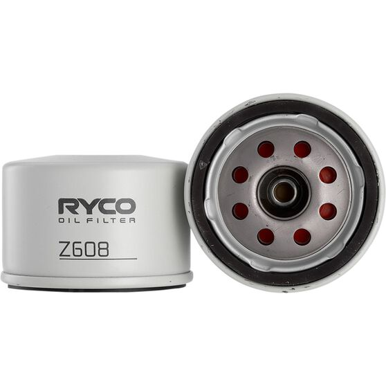 Ryco Oil Filter - Z608, , scaau_hi-res