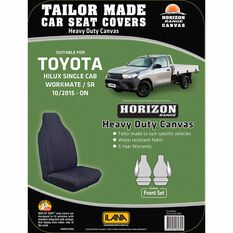 Ilana Horizon Tailor Made Pack for Toyota Hilux Single Cab 07/15+, , scaau_hi-res