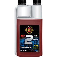Penrite MC-2 Semi Synthetic Motorcycle Oil - 1 Litre, , scaau_hi-res