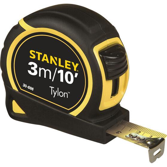 Stanley Tape Measure - Tylon, 3m, , scaau_hi-res