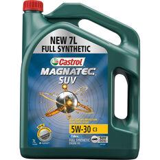 Castrol MAGNATEC SUV C3 Engine Oil 5W-30 7 Litre, , scaau_hi-res