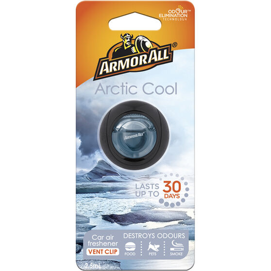 Armor All Vent Air Freshener - Arctic Cool, 2.5mL, , scaau_hi-res