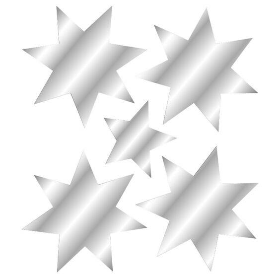 Hot Stuff Sticker - Southern Cross, Chrome, , scaau_hi-res