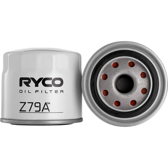 Ryco Oil Filter - Z79A, , scaau_hi-res