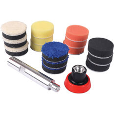ToolPRO 2 Inch Detailer Polishing Kit 17 Piece, , scaau_hi-res