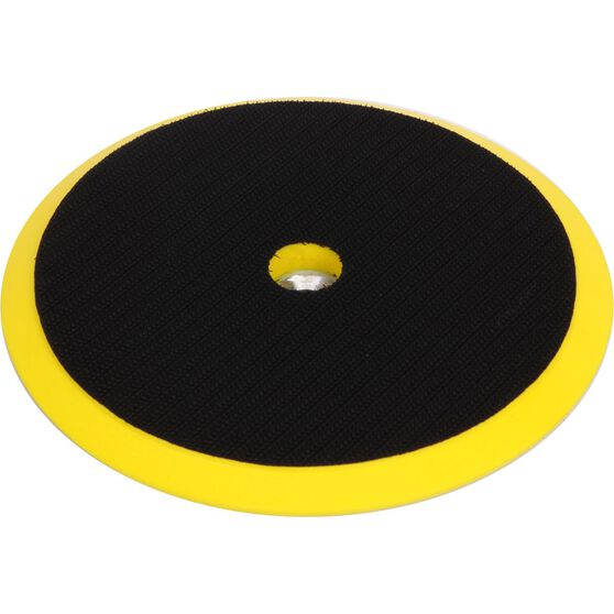 ToolPRO Hook and Loop Backing Pad - 180mm x M14, , scaau_hi-res