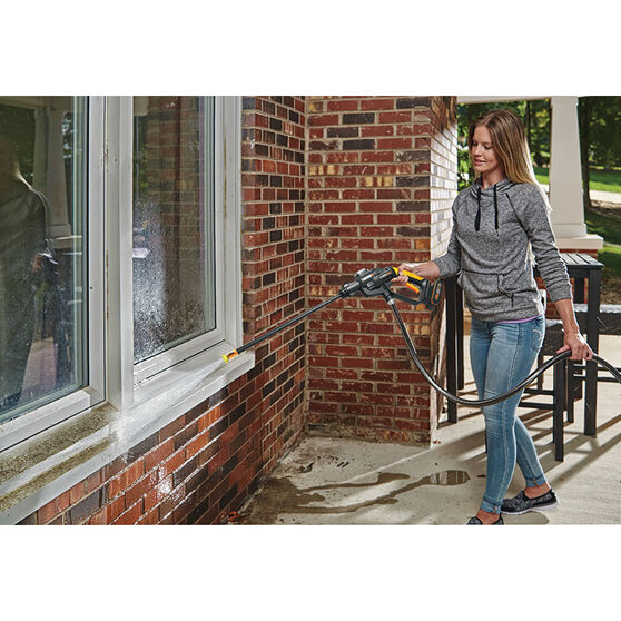 WORX Hydroshot Cordless Pressure Cleaner, , scaau_hi-res