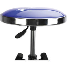 ToolPRO Adjustable Workshop Stool - Blue, , scaau_hi-res