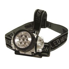 Ridge Ryder Head LAMP - 7 LED, , scaau_hi-res