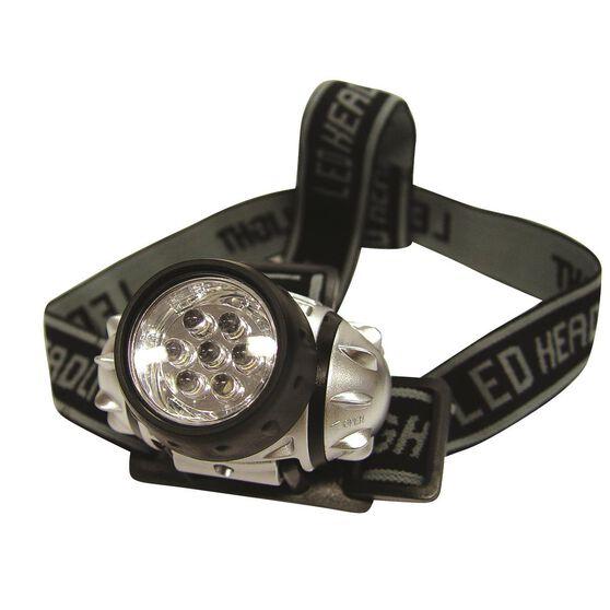 Ridge Ryder Head LAMP - 7 LED, , scaau_hi-res