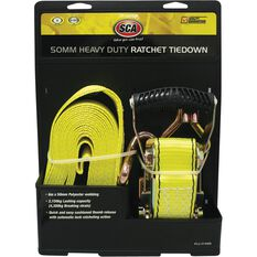 Ratchet Tie Down - 6m, 2000kg, , scaau_hi-res