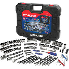 Workpro 164 Piece Tool Kit, , scaau_hi-res