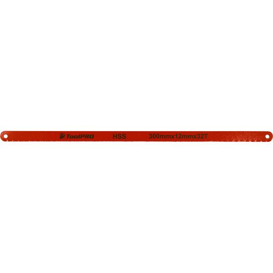 ToolPRO Hacksaw Blade - 300 x 12mm x 32T, Red, , scaau_hi-res