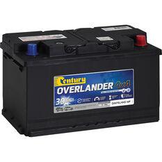 Century Overlander 4x4 Battery DIN75LHHD MF, , scaau_hi-res