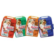 Trafalgar Quickit First Aid Kit  - 25 Pieces, , scaau_hi-res