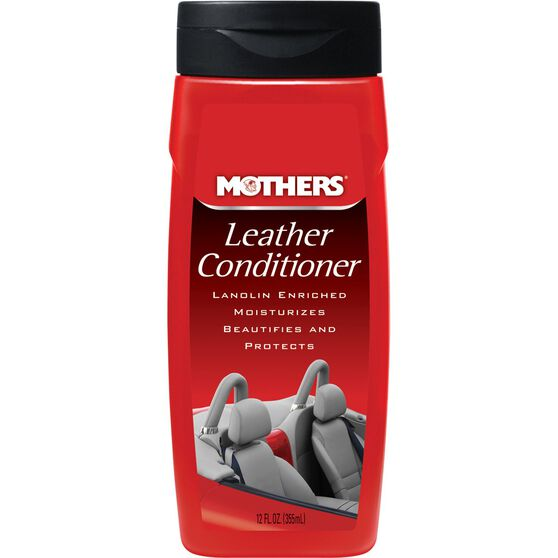 Mothers Leather Conditioner - 355mL, , scaau_hi-res