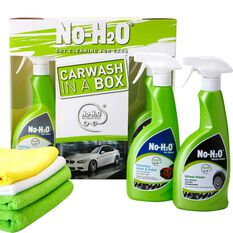 No H2O Car Wash In A Box Kit, , scaau_hi-res