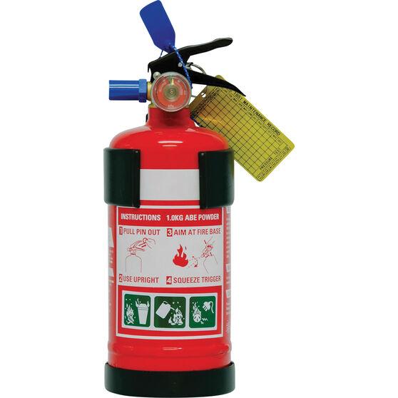 SCA Fire Extinguisher 1kg Recreational Plastic Mounting Bracket, , scaau_hi-res