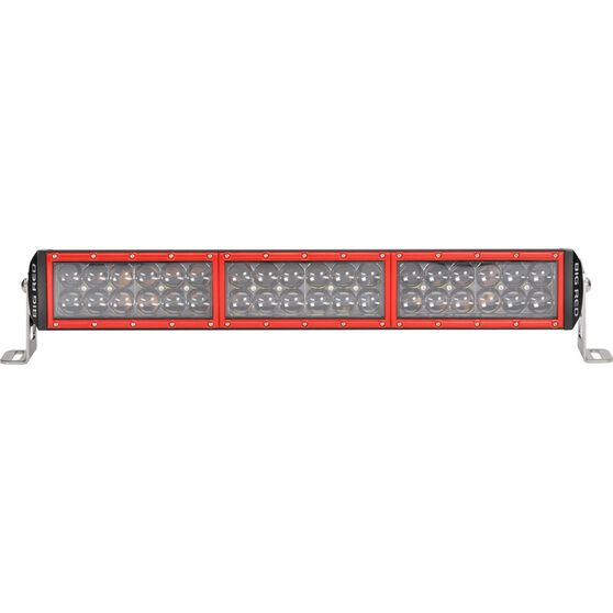 Big Red Driving Light Bar - 20 inch, 36 x 5W, LED, Double Row, , scaau_hi-res